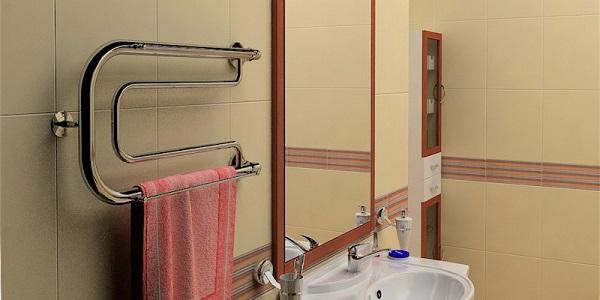 Выбираем полотенцесушитель для ванной