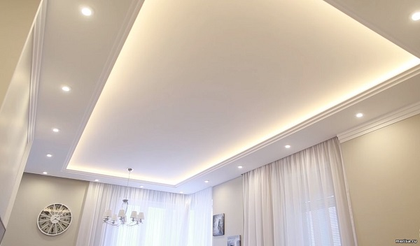 Гипсокартонный потолок своими руками: пошаговое руководство