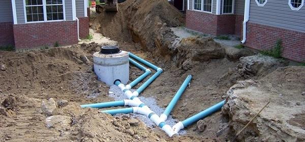 Системы и виды канализации