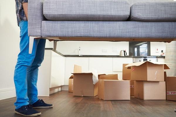 Переезд не пожар, правила транспортировки мебели