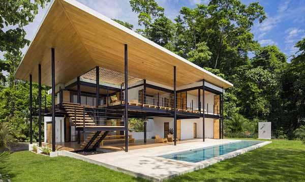 Принципы зеленого строительства в частном домостроении