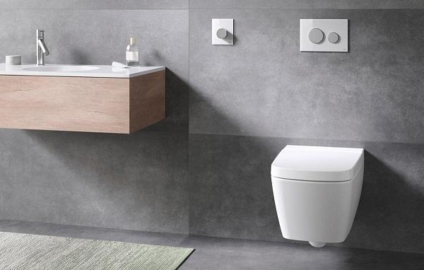 Варианты отделки стен в ванной комнате